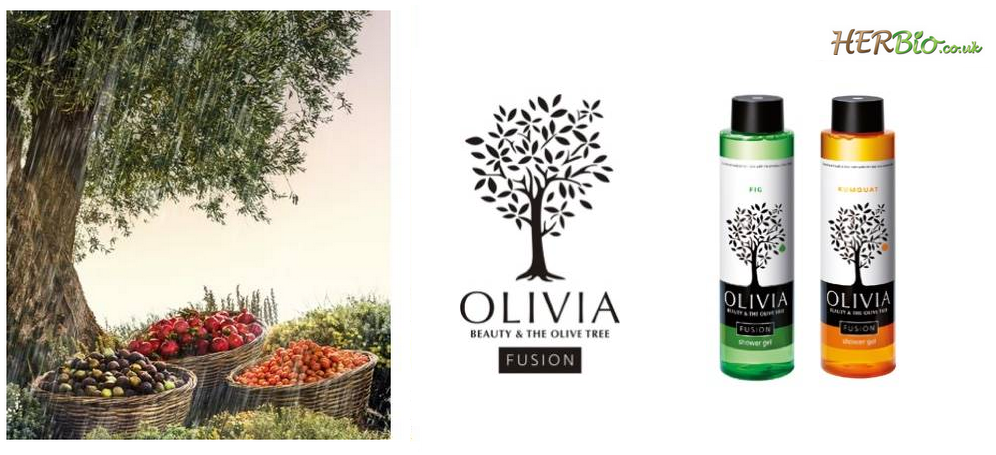 OLIVE BEAUTY AND THE OLIVE TREE NOW IN HERBIO.CO.UK