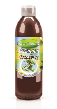 Barwa - Herbal - BIRCH SHAMPOO for normal and dry hair 250ml 5902305002152