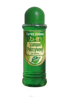 Barwa - Herbal - NETTLE shampo for oily hair 250ml 5902305002145