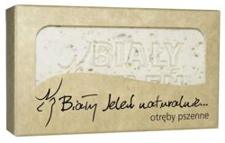 Biały Jeleń - Hypoallergenic natural SOAP with WHEAT BRAN 100 g 5900133009893