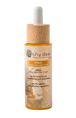 Shy Deer - ELIXIR for face, body and hair 30ml 5900168929043