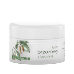 Sylveco - Hypoallergic BIRCH DAY and NIGHT cream with betulin for atopic, dry and sensitive skin (Hipoalergiczny krem BRZOZOWY) 50ml 5907502687102