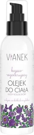 Vianek - Soothing Series - Soothing and regenerating body oil with almond for sensitive and irritated skin (OLEJEK do ciała) 200ml