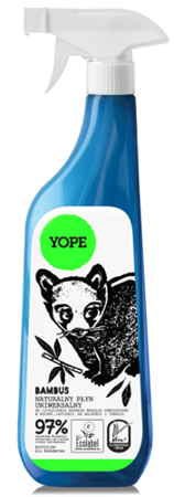 Yope - Natural All-purpose Cleaner BAMBOO 750ml 5905279370159
